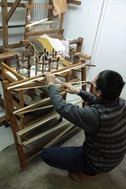 繭織工房の日々