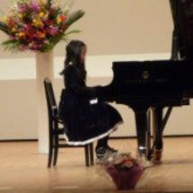 娘、無事ピアノの発表…