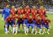 セルビア代表-2012- (FIFAランキ...