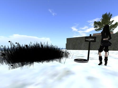 Maya's style / Second Life Fashion-片付け完了