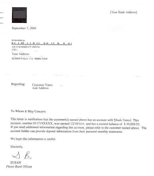 Employment Verification Letterとは 雇用証明書の「雛形、見本」|アメリカ永住権 結婚