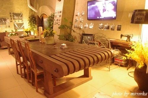 中国大連生活・観光旅行ニュース**-大連 Kong Long Mogu 恐竜蘑茄