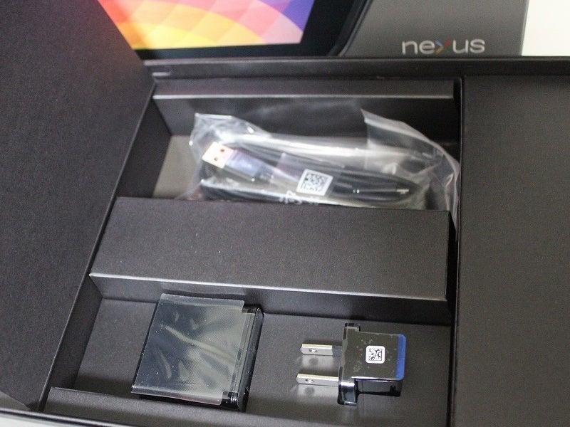 特選街情報 NX-Station Blog-Nexus10付属品