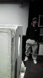 冷蔵庫マンの最高に格好悪い五十歳!-F1000433.jpg