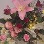 お花ありがとうござい…