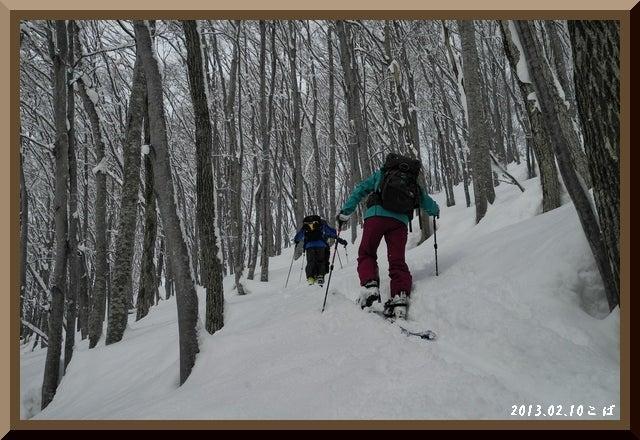 ロフトで綴る山と山スキー-0210_1148