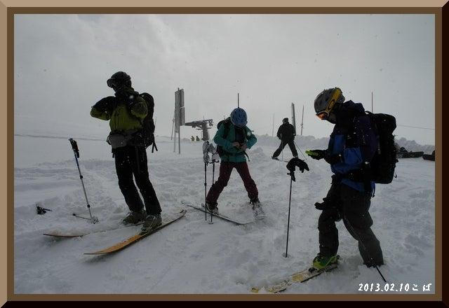 ロフトで綴る山と山スキー-0210_1050