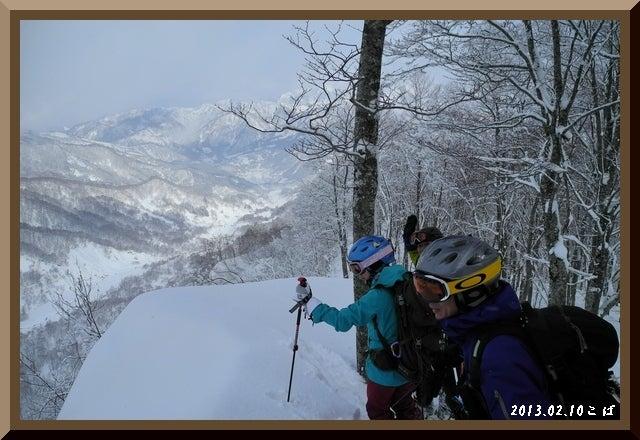 ロフトで綴る山と山スキー-0210_1102