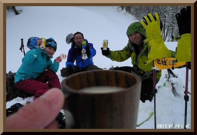 ロフトで綴る山と山スキー-0210_1255