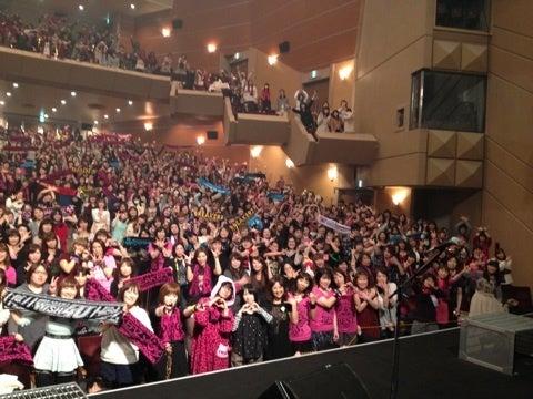 ツアー7本目、仙台市民会館! | ...