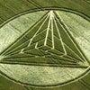 ミステリーサークルは電磁技術(波動科学)で作られていた…ピラミッドも?の画像
