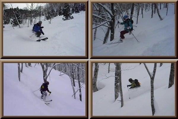 ロフトで綴る山と山スキー-omake