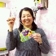 雑貨屋さん開業&雑貨作家さんデビュー!  応援ブログ-Karenさんのがま口教室