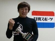 坂本健太郎選手(福岡)