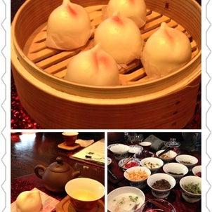 中国茶Lessonの画像