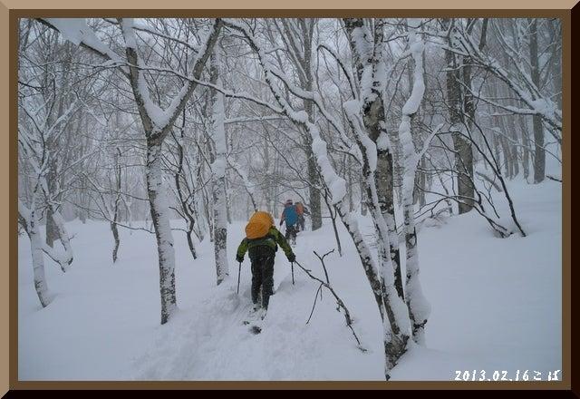 ロフトで綴る山と山スキー-0216_1350