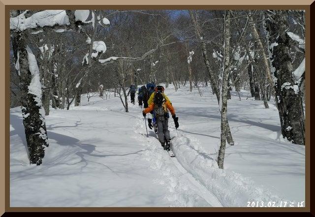 ロフトで綴る山と山スキー-0217_1108