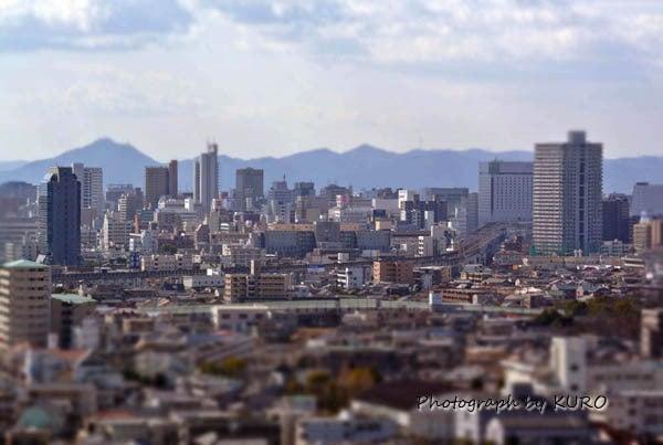 大都会岡山 | Kuro-graphy