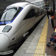 電車で博多へ