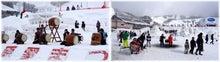 オモテナシ3兄弟のブログ-2/16_5 田沢湖高原雪まつり