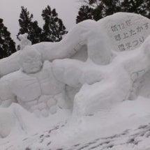 ♪雪まつりへGO♪