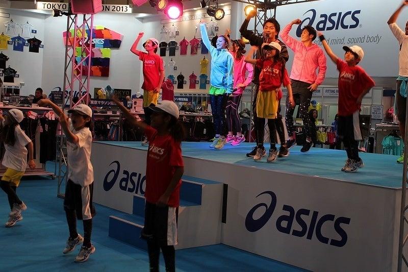 特選街情報 NX-Station Blog-asics 東京マラソンEXPO2013