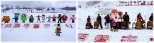 オモテナシ3兄弟のブログ-2/17a_4 田沢湖高原雪まつり