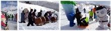 オモテナシ3兄弟のブログ-2/17b_5 田沢湖高原雪まつり