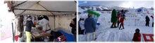 オモテナシ3兄弟のブログ-2/17b_1 田沢湖高原雪まつり
