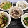 玄米+野菜の画像