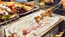 中国大連生活・観光旅行ニュース**-大連 丹東特色 自動回転 串焼き肉