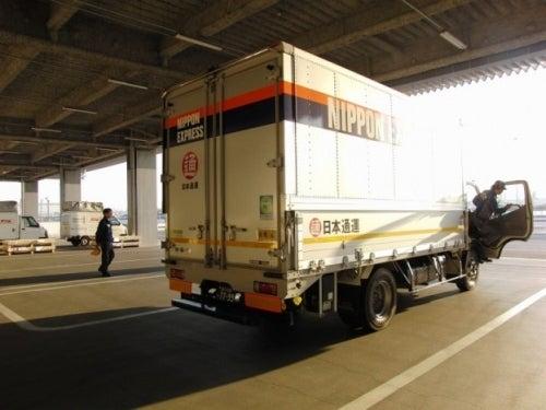 日本通運トラック