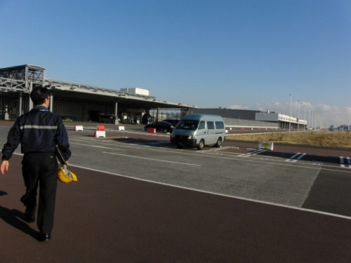 羽田空港TIACT