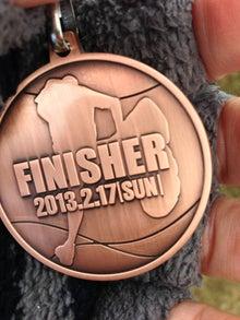 紺ガエルとの生活 ブログ版日々雑感  最後の空冷ポルシェとともに-フィニッシャーメダル