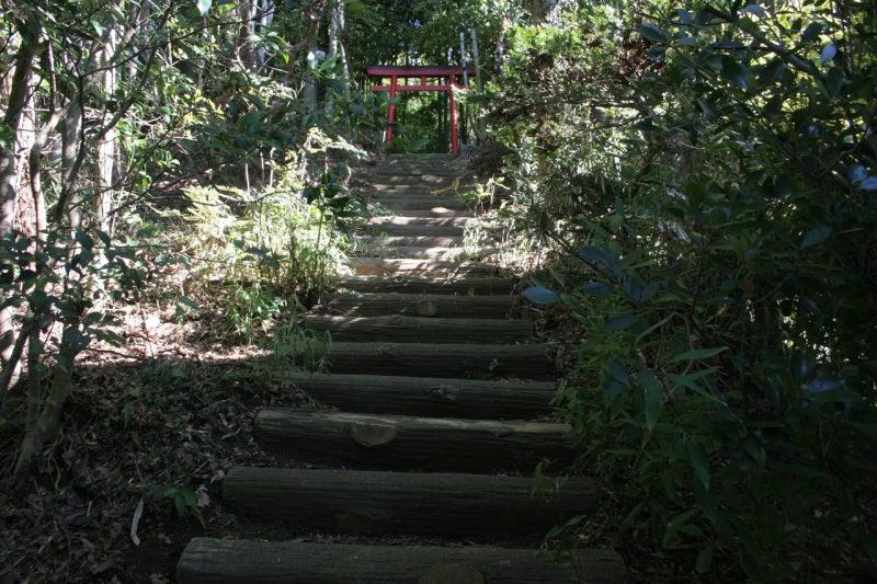 今井城/階段