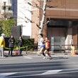初めて見る東京マラソ…