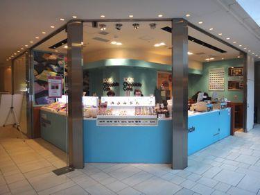 横浜発 驢馬人の美食な日々-100% Chocolate Cafe