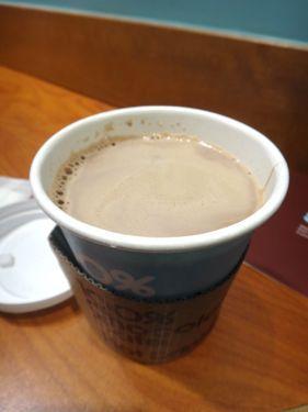 横浜発 驢馬人の美食な日々-100% Chocolate Cafe05
