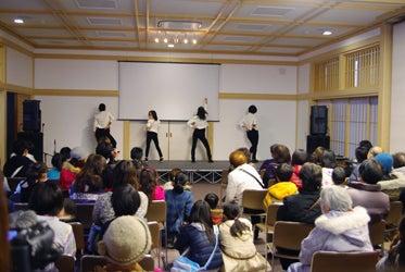 スタッフ(ぬ)のブログ-勝浦-寺市ダンス俯瞰
