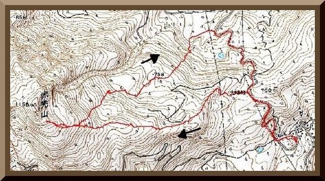 ロフトで綴る山と山スキー-aka_map