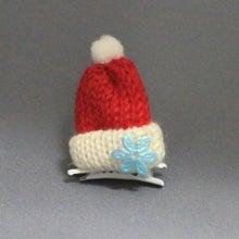 モルモットのニット帽(レッド)