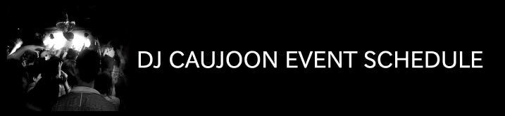 DJ CAUJOON OFFICIAL BLOG