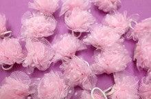 ひろみちゃんと10pooのおきらくブログ-チュール ピンク