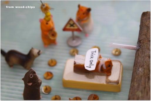 バラの庭・アトリエ・小さな雑貨・ウッドチップスの裏庭ブログ【 wood-chips 】-バラを楽しむ庭づくり【wood-chips】ウッドチップス