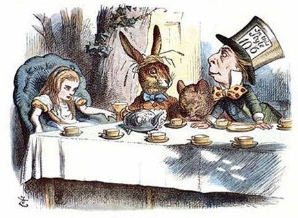 コーチング@東京 自分らしさを自分ブランドに-Alice in wonderland