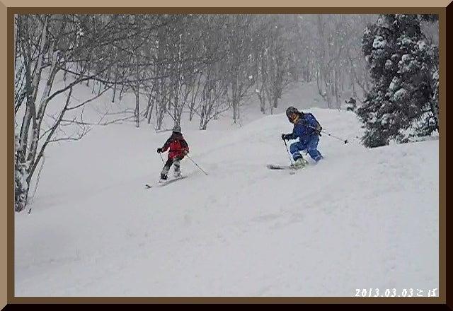 ロフトで綴る山と山スキー-0303_1141