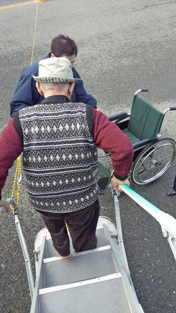 自転車で、でかけよう。