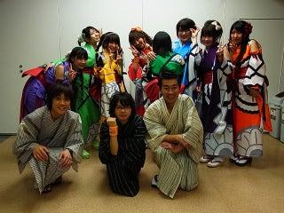 新谷良子オフィシャルblog 「はぴすま☆だいありー♪」 Powered by Ameba-大好きみんなで♪