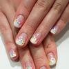 flower nail♪の画像