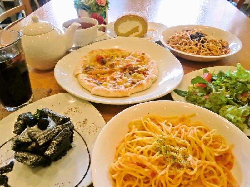 大阪東住吉区カフェ ヘルシーで美味しいランチとスイーツがママ友に人気の駒川カフェライチ-女子会コース